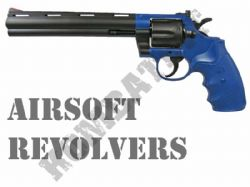 Airsoft Revolvers
